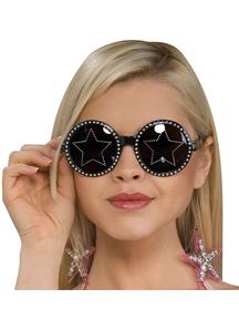 Glasses Stars Are Blind Black