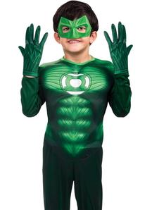 Gloves Hal Jordan Child