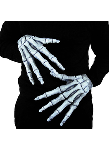Hands Ghostly Bones