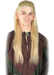 Lord Of Rings Legolas Wig