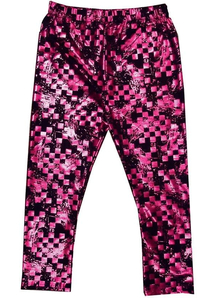 Mh Creeperific Leggin Child 6+ 2