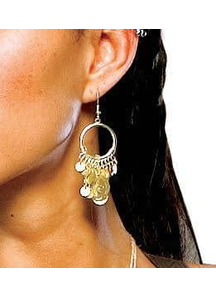 Movie 300 Spartn Queen Earring