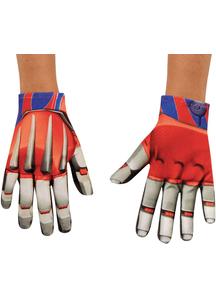 Optimus Prime Gloves Child