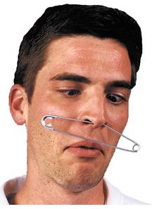 Pin Thru Nose