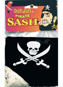 Pirate Jack Waist Sash