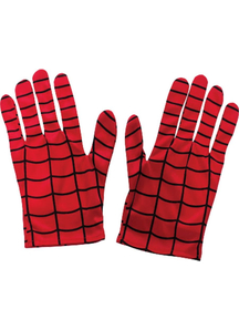 Spiderman Adult Gloves - 15095