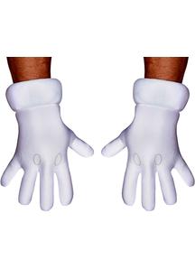Super Mario Gloves Adult