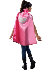 Supergirl Child Cape