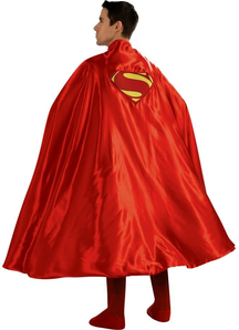 Superman 50 Inch Cape W Logo
