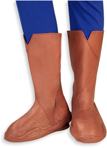 Superman Adult Dlx Boot Tops