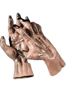 Werewolf Hands Brown