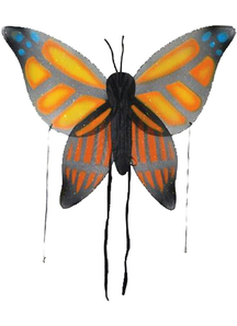 Wings Child Butterfly Ornge