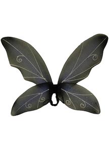 Wings Fairy Blue Black