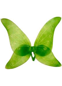 Wings Fairytale Adult Green
