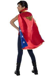 Wonder Woman Child Cape