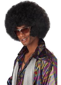 Afro Chops Black