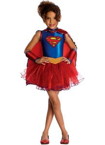 Amazing Supergirl Child Costume