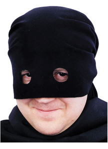 Bandit Head Scarf Black