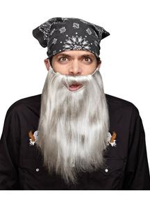 Beard Basic Grey