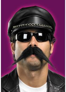 Biker Moustache
