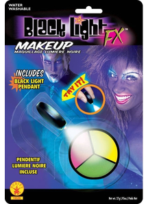 Blacklite Makeup Tri Color Pod - 16685