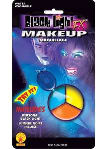 Blacklite Makeup Tri Color Pod - 16684
