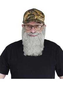 Crazy Quackers Camo Hat