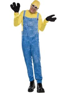 Despicable Me Minion Bob Adult Costume