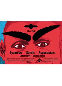 Eyebrows Super Black