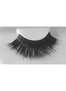 Eyelashes Black With Adhesive  199