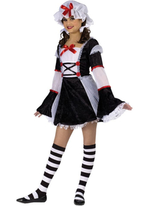 Sweet Rag Doll Adult Costume
