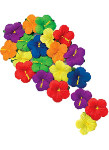 Hibiscus Flowers Decorative