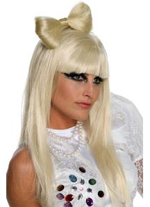 Lady Gaga Bow Clip