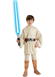 Luke Skywalker Star Wars Child Costume