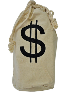 Money Bag Canvas