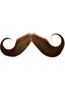Mustache 20S Style Black