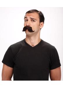 Mustache Handle Bar Brown