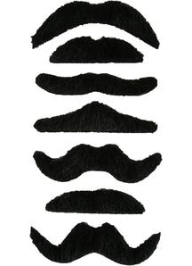 Mustache Multi 7 Pack