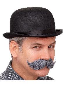 Mustache The English Grey