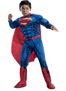Prestige Superman Child Costume