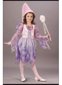 Purple Princess Child Costume
