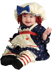 Rag Doll Toddlers Costume