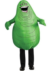 Slimer Inflatable Child Costume