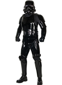 Star Wars Black Shadow Trooper Adult Costume