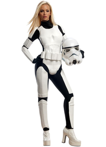 Stormtrooper Star Wars Women Costume