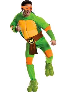Tmnt Michelangelo Adult Costume