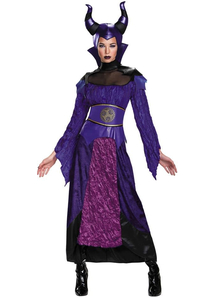 Violet Maleficent Adult Costume
