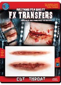 3D Fx Med Cut Throat
