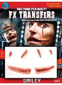 3D Fx Med  Smiley