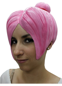 Anime 4 Latex Pink Wig